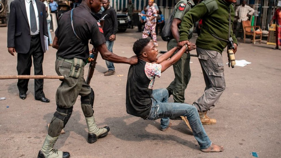 Victims of torture day: Nigeria security still dey do am wella - Amnesty  International - BBC News Pidgin