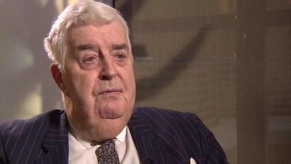 Lord Kilclooney has 'high hedges' charge withdrawn