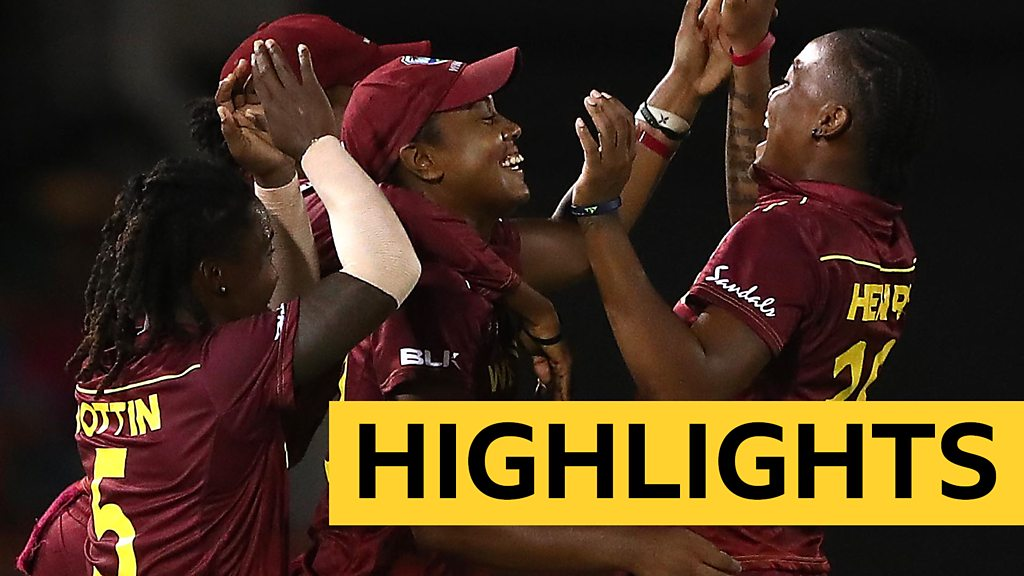 Women's World Twenty20: West Indies reach semi-finals