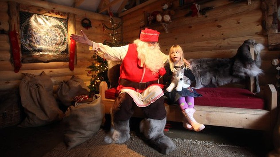 Santa's grotto elves left unpaid for Christmas work