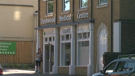 Dashwood Medical Centre