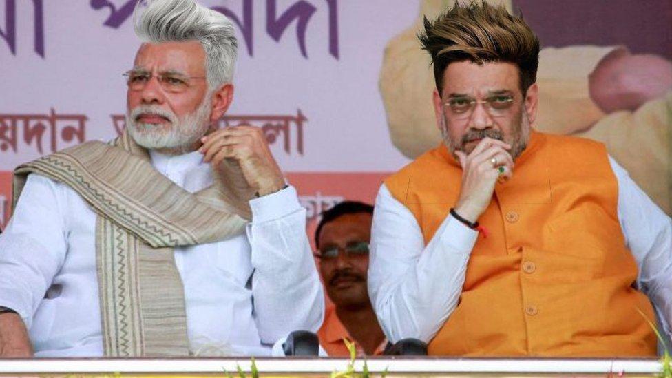 जावेद हबीब के 'चौकीदार' बनने से BJP में क्या बदला?