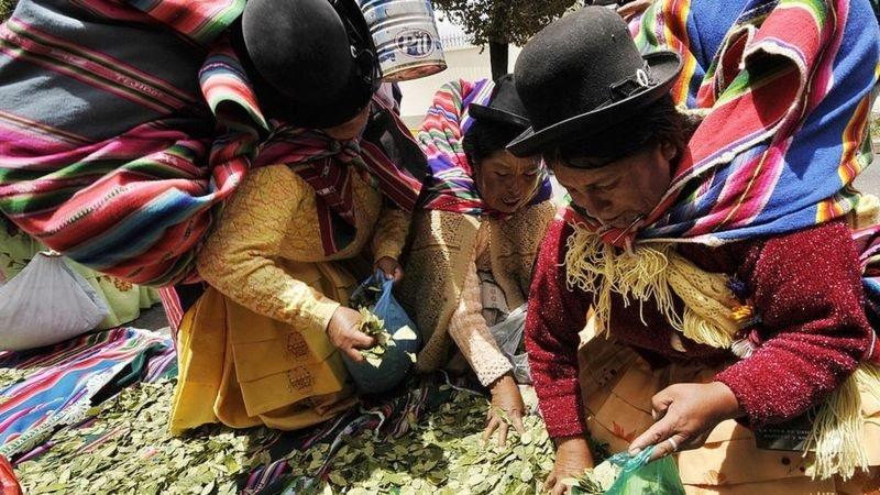 السكان الاصليين في بوليفيا