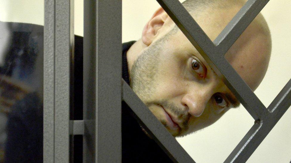 Пивоварова оставили в СИЗО. Защита говорит, что пост из уголовного дела писал не он