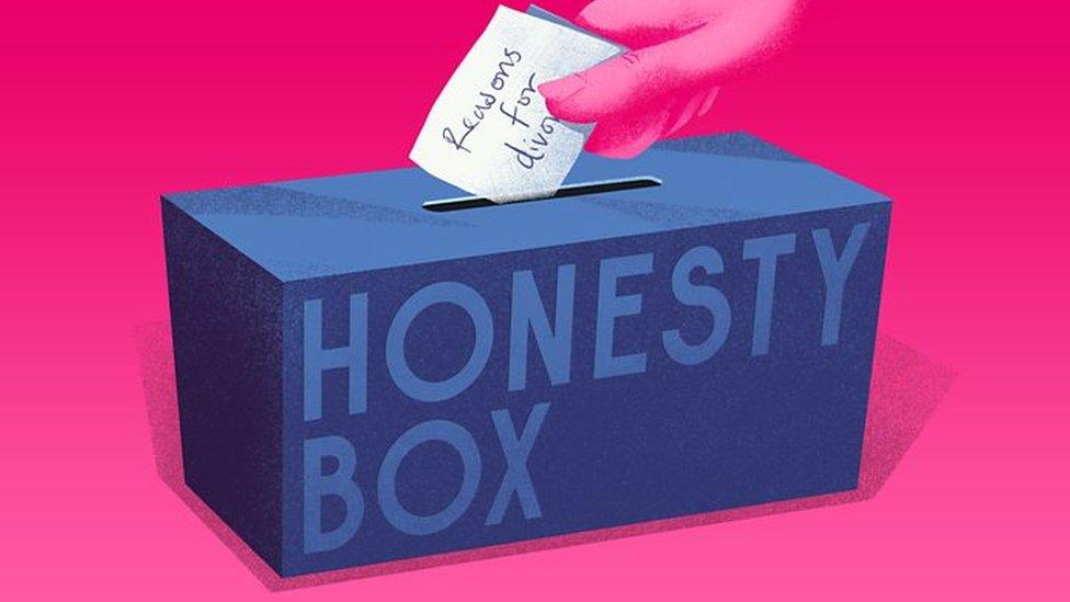 ilustración - honestidad