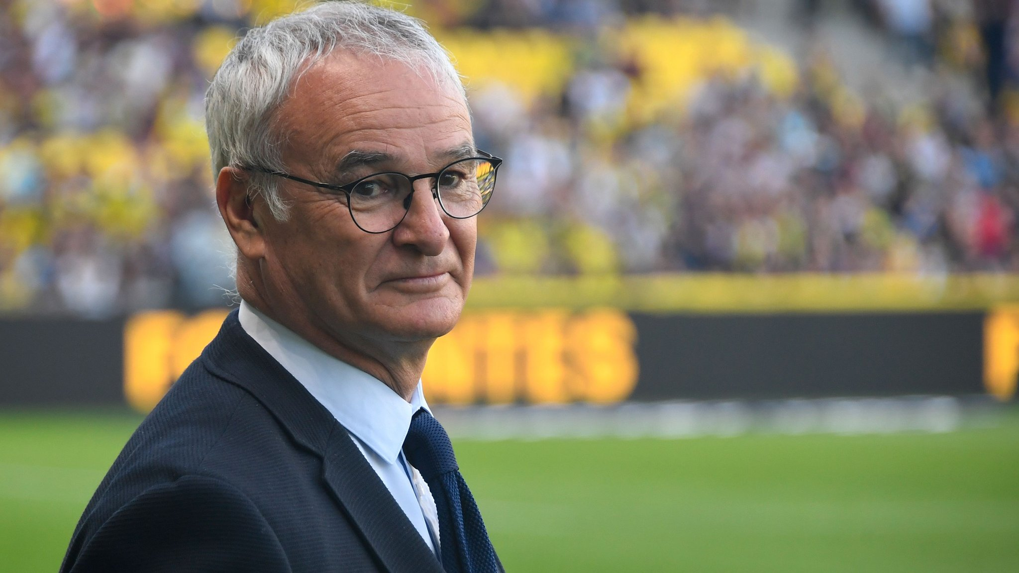 Claudio Ranieri: Italian leaves Nantes by mutual consent after one season in charge