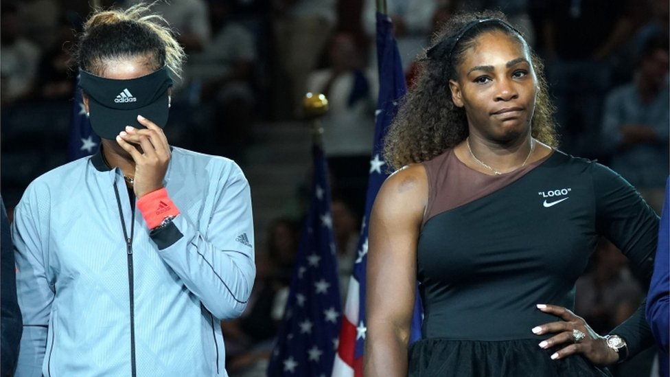 Naomi Osaka i Serena Vilijams