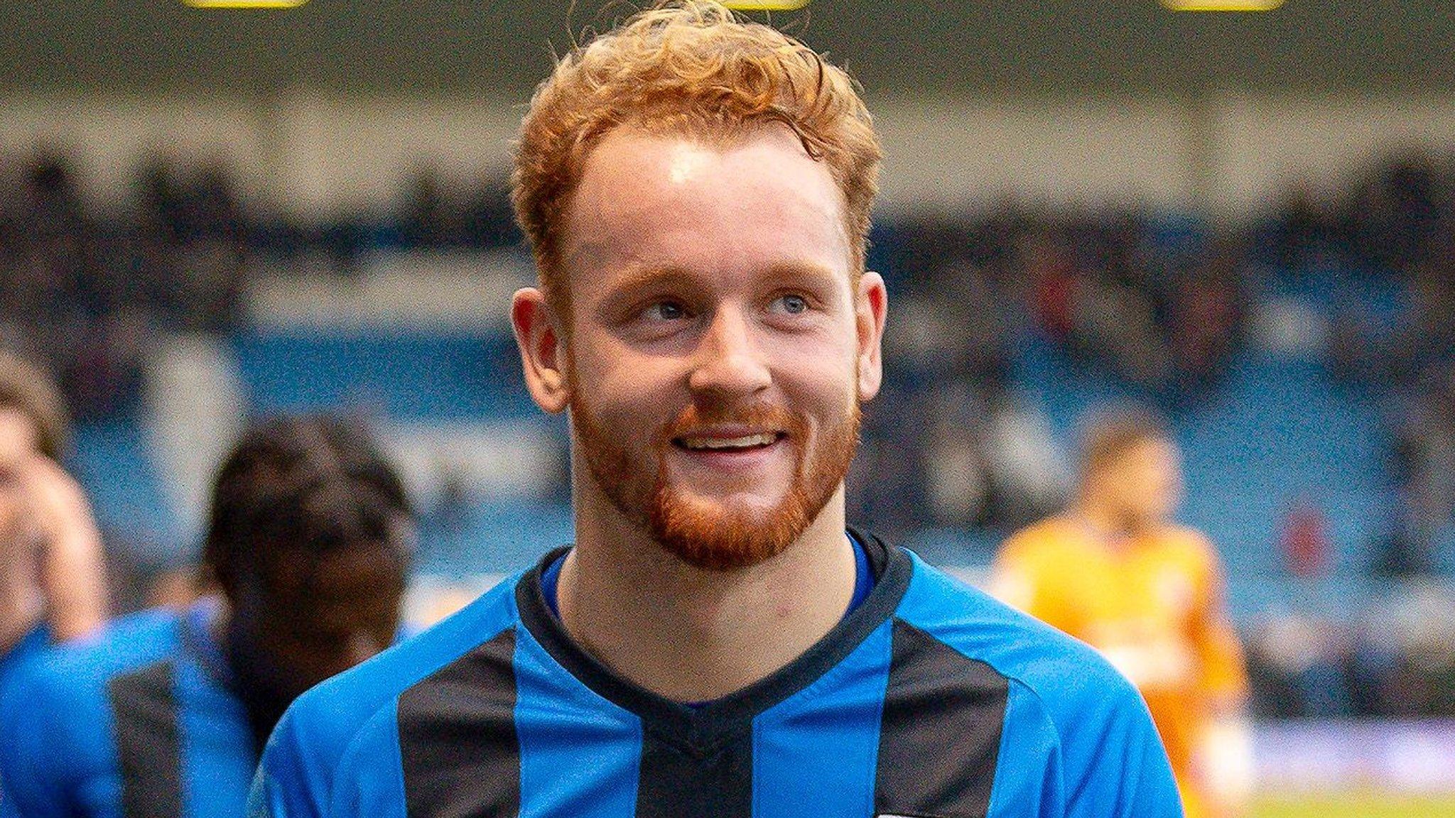 Connor Ogilvie: Gillingham sign Tottenham defender on permanent deal