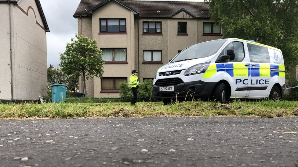 Detectives launch probe into suspicious street death