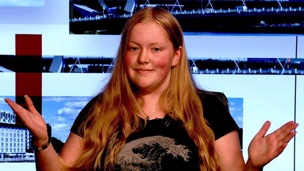 Erin from Glasgow