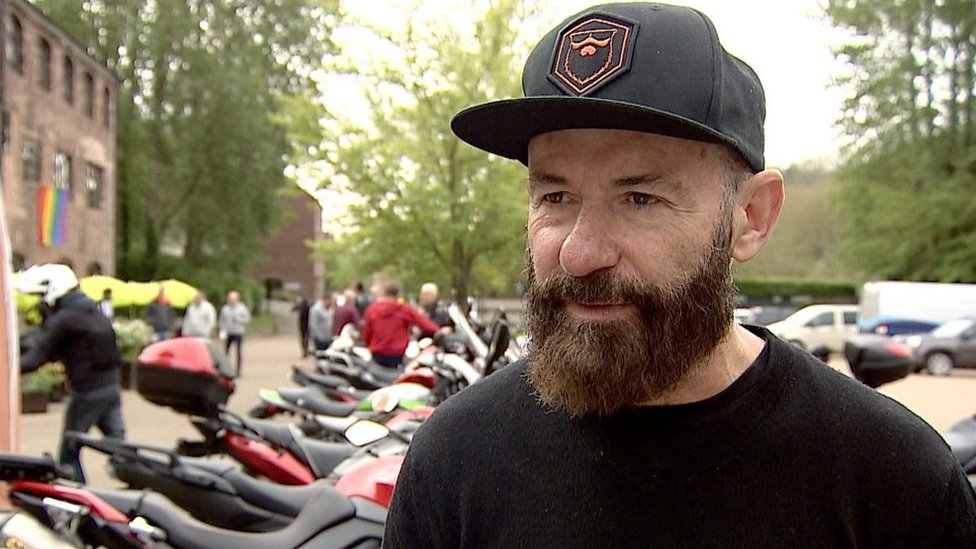 The Gay Bikers Motorcycle Club members' stories