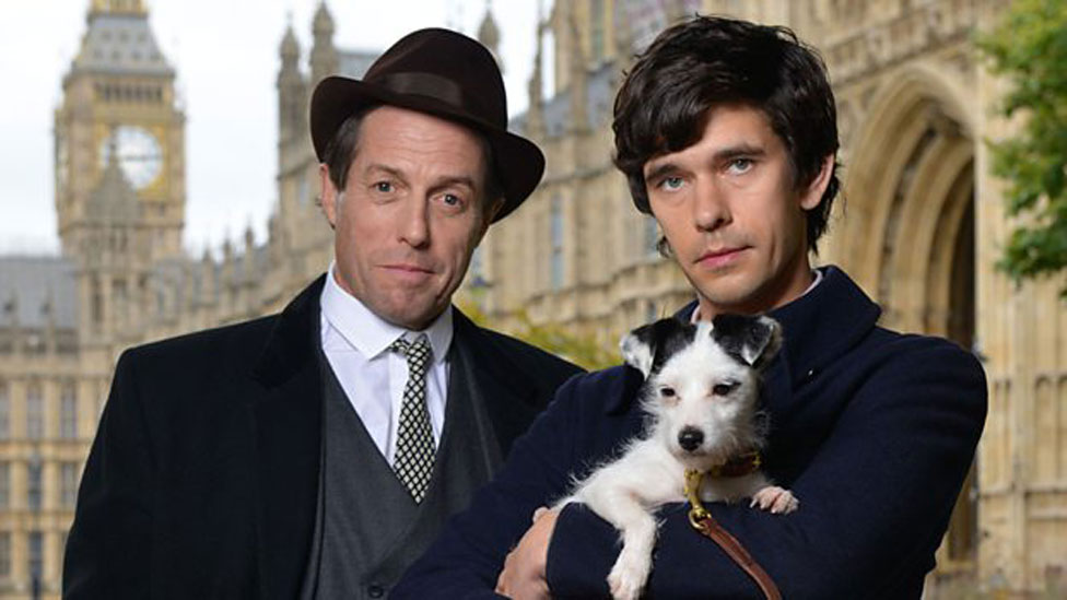 Hugh Grant, politics and a murdered dog in Jeremy Thorpe drama