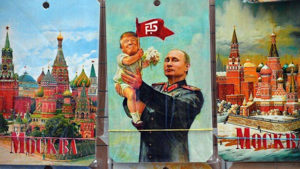 Las dudas sobre la interferencia de Rusia en la elección de 2016 en Estados Unidos marca las relaciones entre Moscú y Washington.