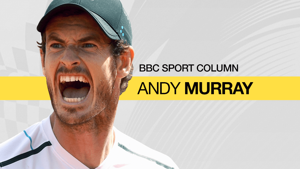 Andy Murray column: How I've recovered from lowest point of career