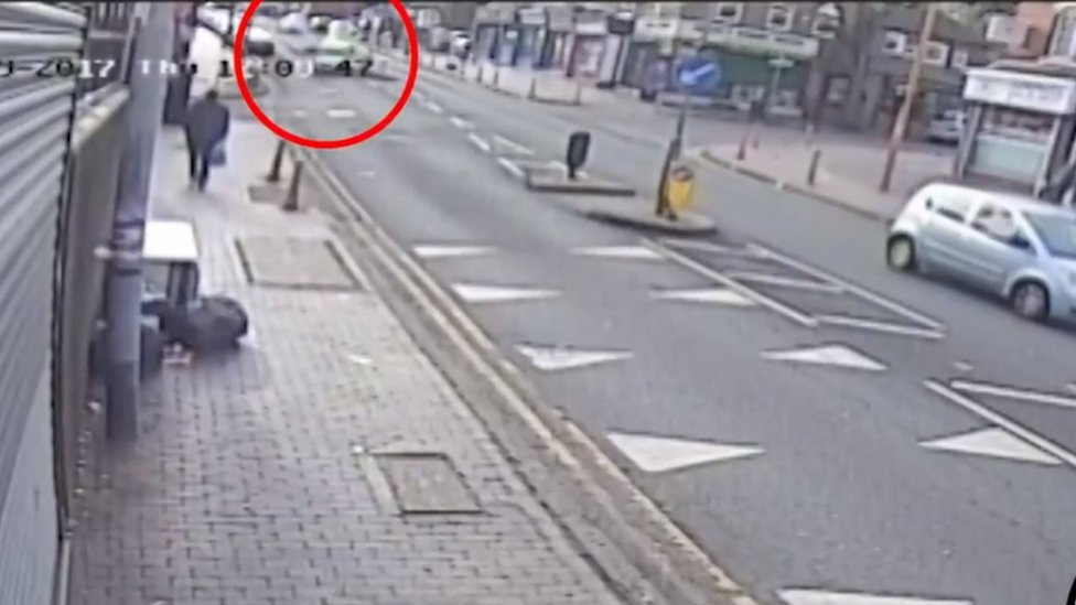 Birmingham family releases CCTV of hit-and-run death