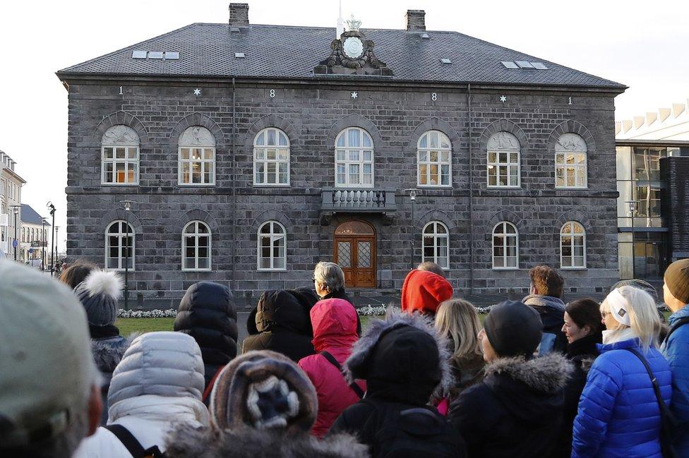 Icelandic parliament