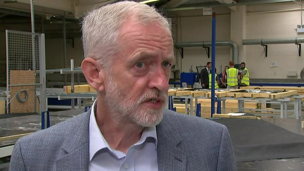 Jeremy Corbyn pressed over 'terror memorial' claims