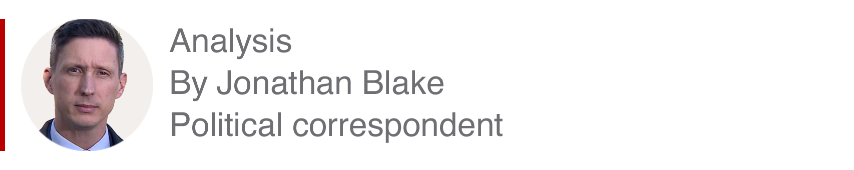 Analysis box by Jonathan Blake, political correspondent