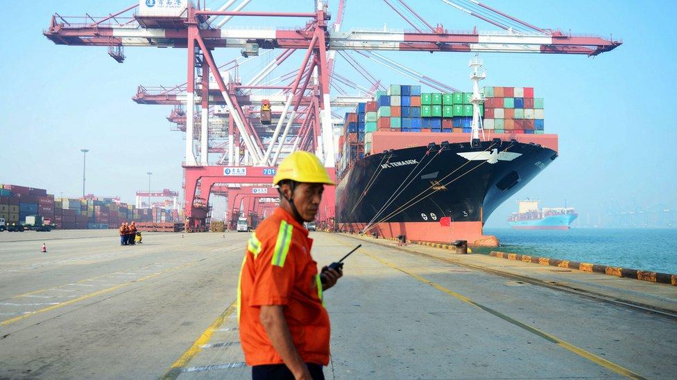 中美貿易爭端預料是習特會的討論議題之一。
