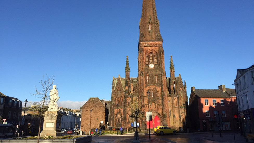 LGBT-friendly homes at Dumfries church could be 'life-changing'