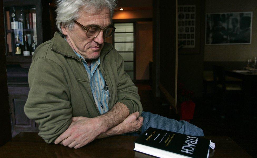 Historian Jan Gross