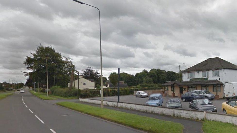 Motorcyclist dies following Stoke-on-Trent crash