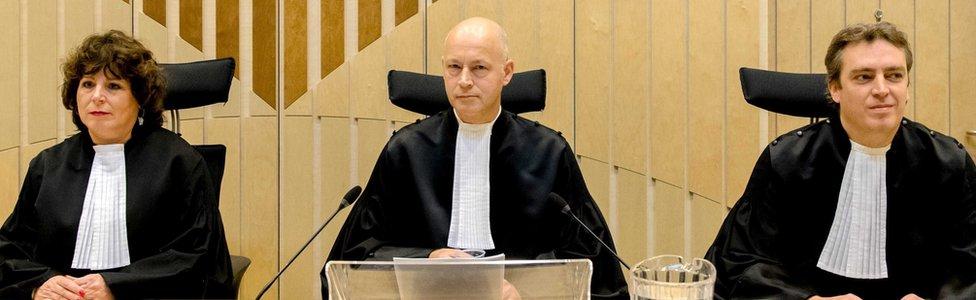 برأت محكمة في أمستردام فيلدرز من التهمة الثانية المتعلقة بالتحريض على الكراهية والتمييز