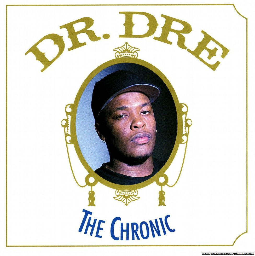 Dr Dre's The Chronic