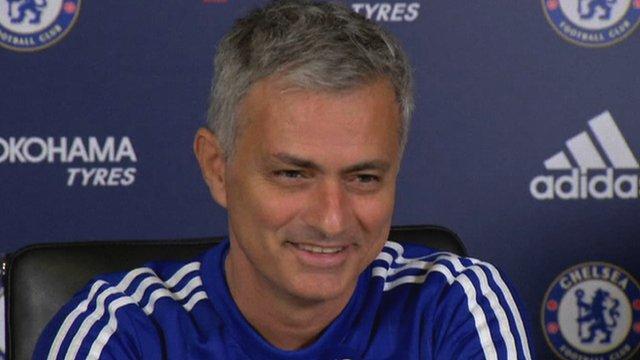Premier League: Chelsea owner 'trusts us' - Jose Mourinho