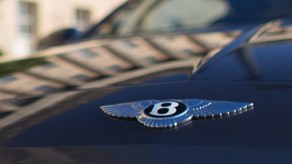 A Bentley (stock image)