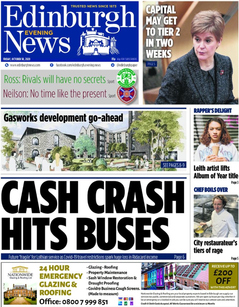 Edinburgh News