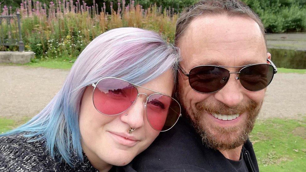 Becky y Joe