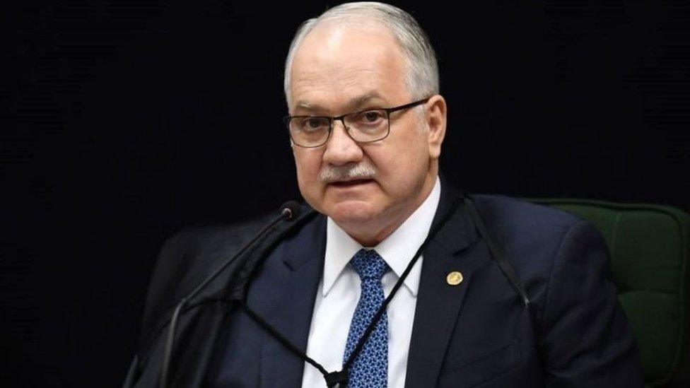 Ministro Fachin