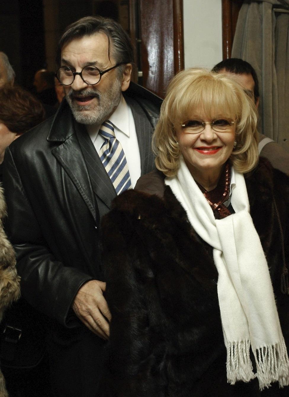 Dragan Nikolić, Milena Dravić