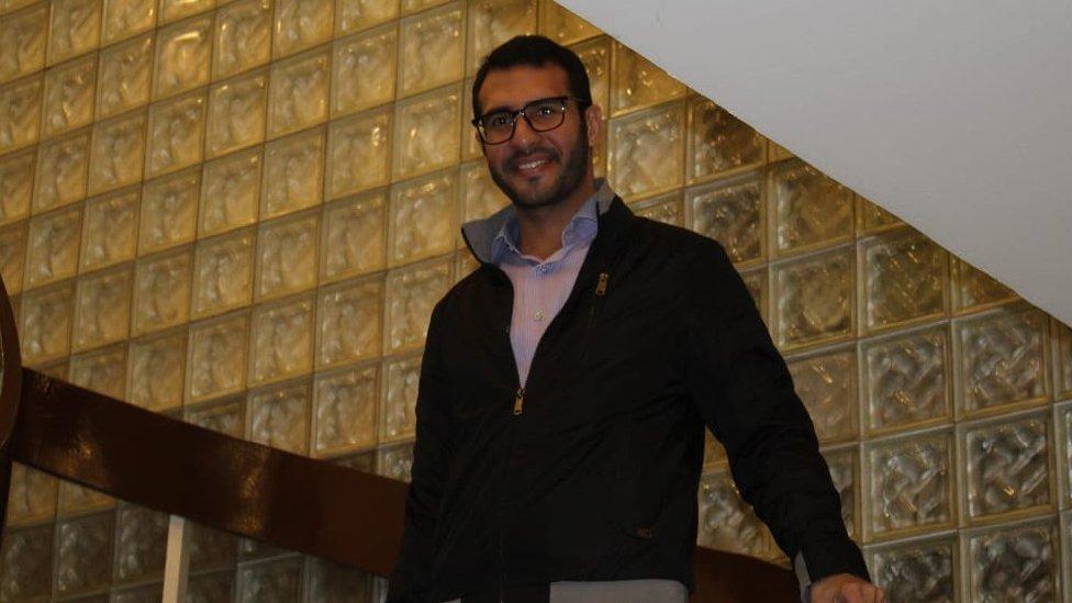 Ali Razeghi iz Irana je čak razmišljao o tome da li odustane od stipendije - zbog jezika, ali i nekoliko drugih stvari.