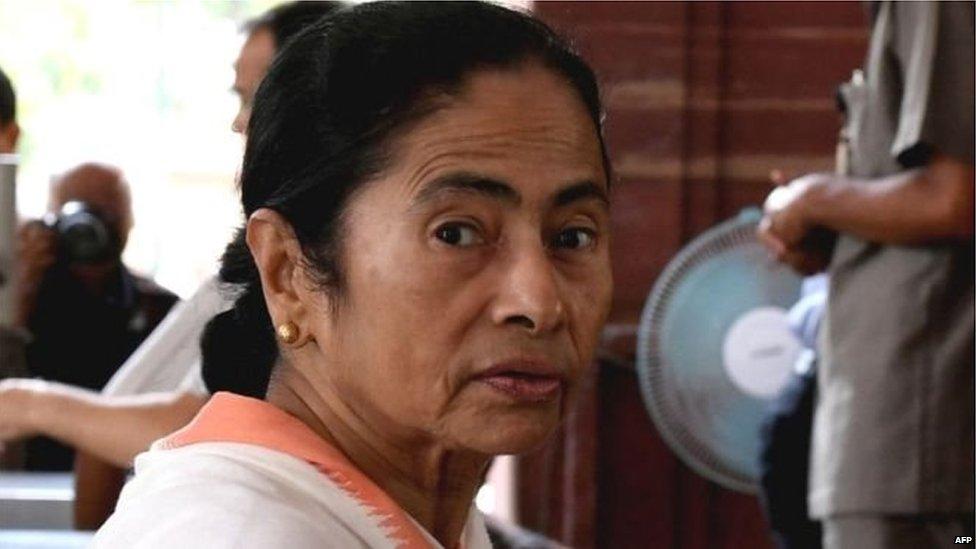 ममता बनर्जी, महारैली कोलकाता
