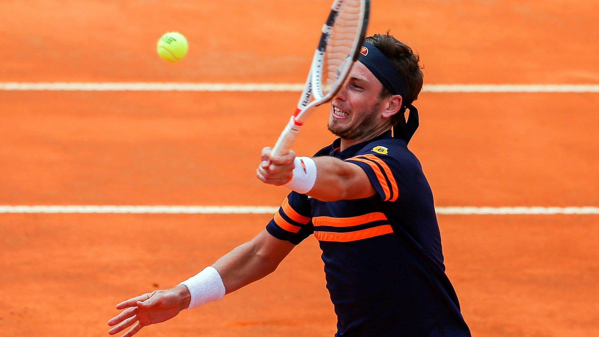 Lyon Open: Cameron Norrie beats Jose Hernandez-Fernandez to reach round two