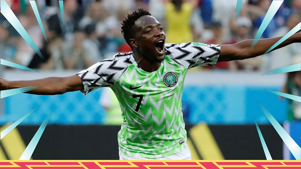 World Cup 2018: Nigeria 2-0 Iceland highlights