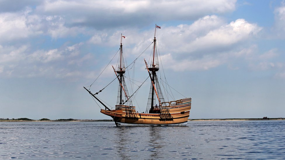 Mayflower captain's home to be museum