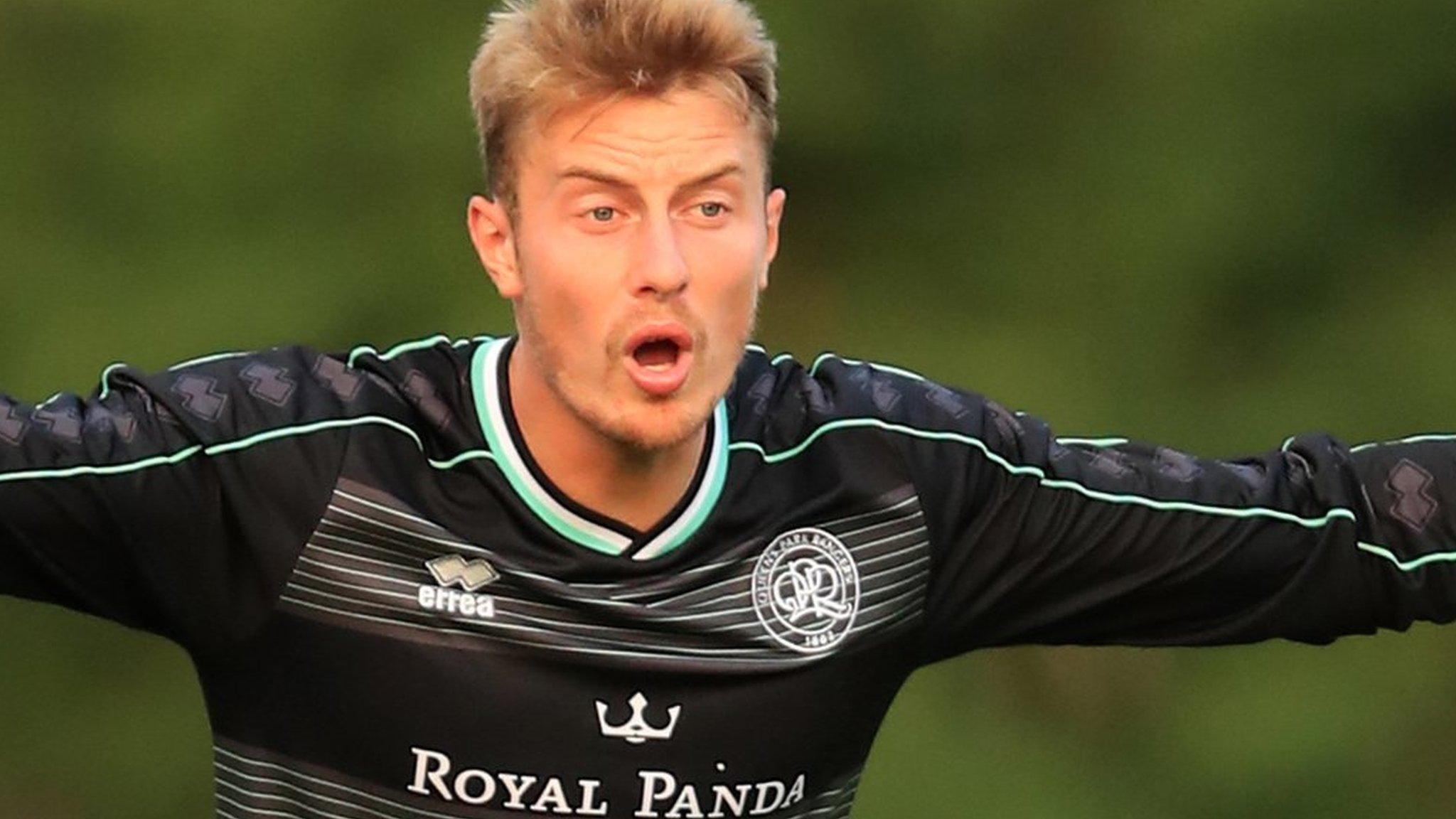 Joe Lumley: QPR goalkeeper signs new three-year contract