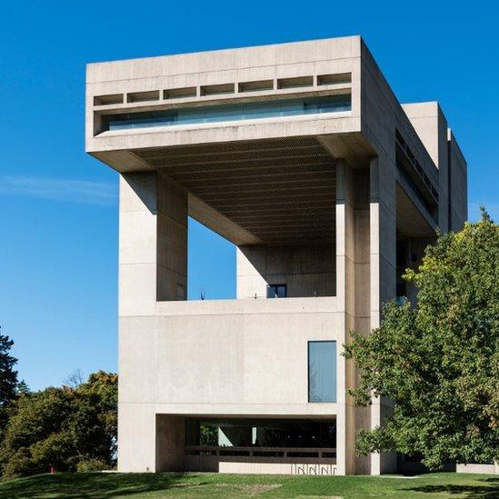 Herbert F. Johnson Museum of Art, Cornell University