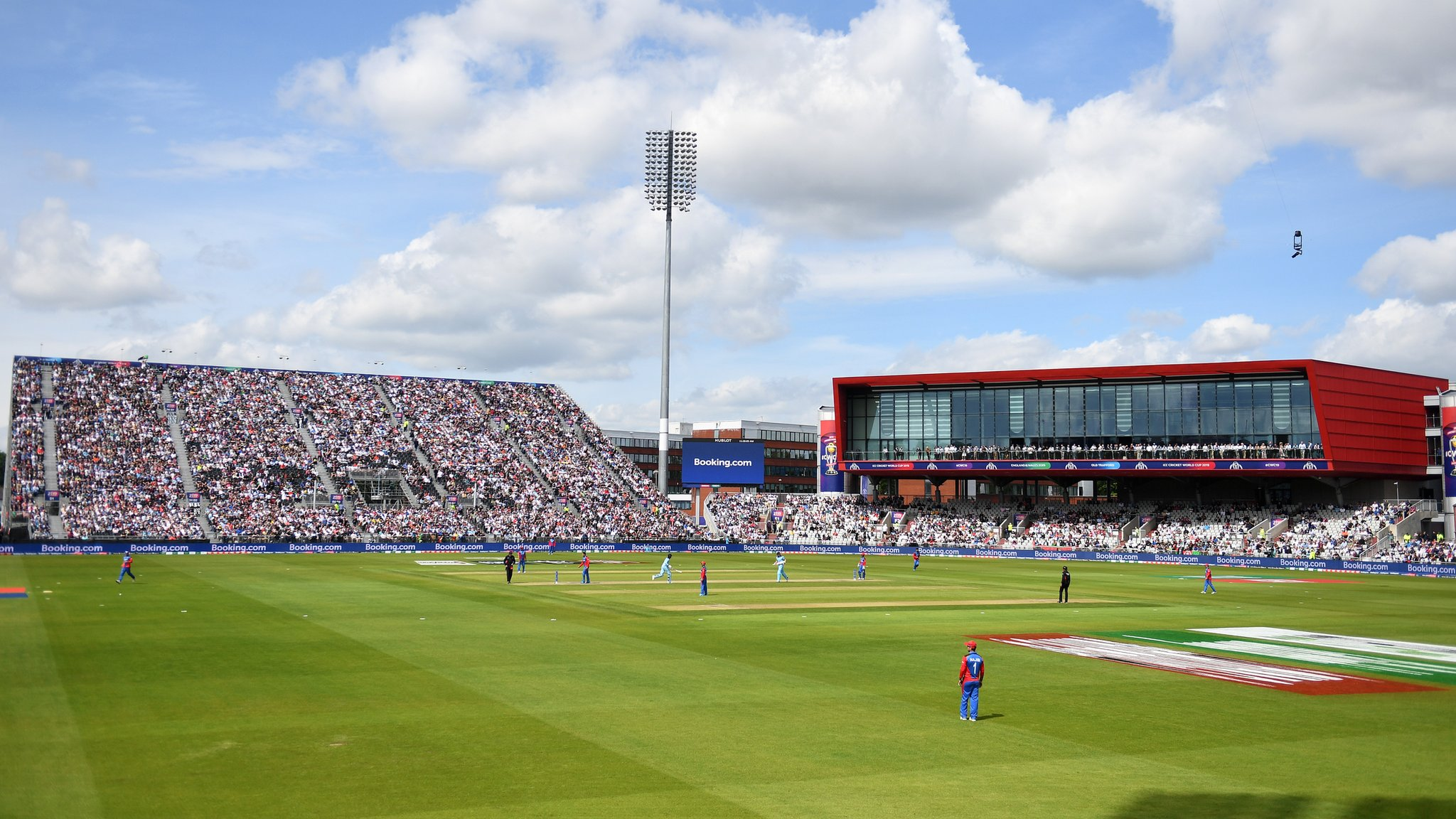 Cricket World Cup: Afghanistan players in Manchester restaurant altercation