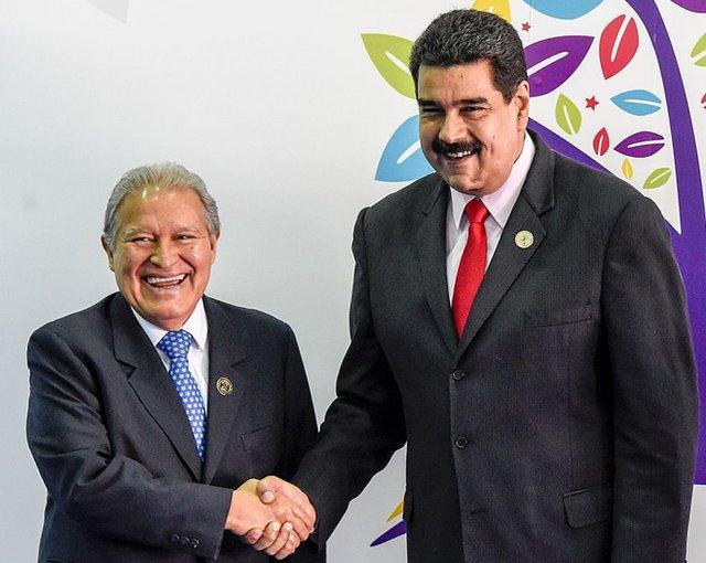 Sanchez Ceren y Maduro NO USAR | BBC