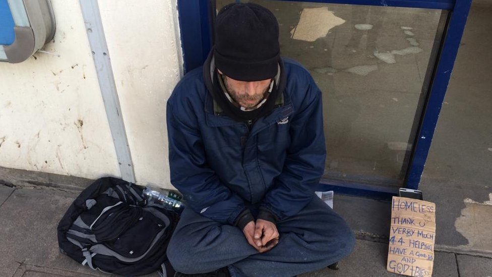 Rough sleepers found beds after extra funding in Bedford