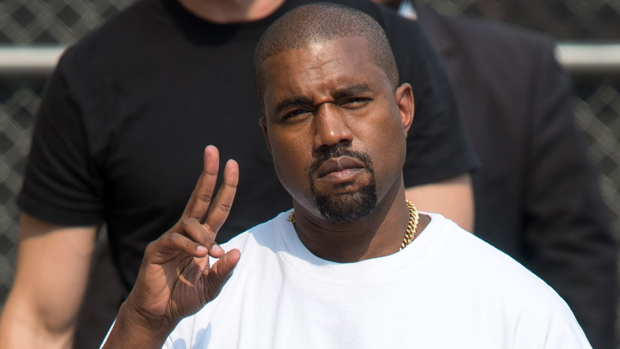 Kanye West: I wasn't stumped by Kimmel's Trump question