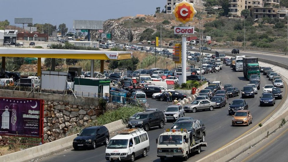تفاقم أزمة الوقود في لبنان