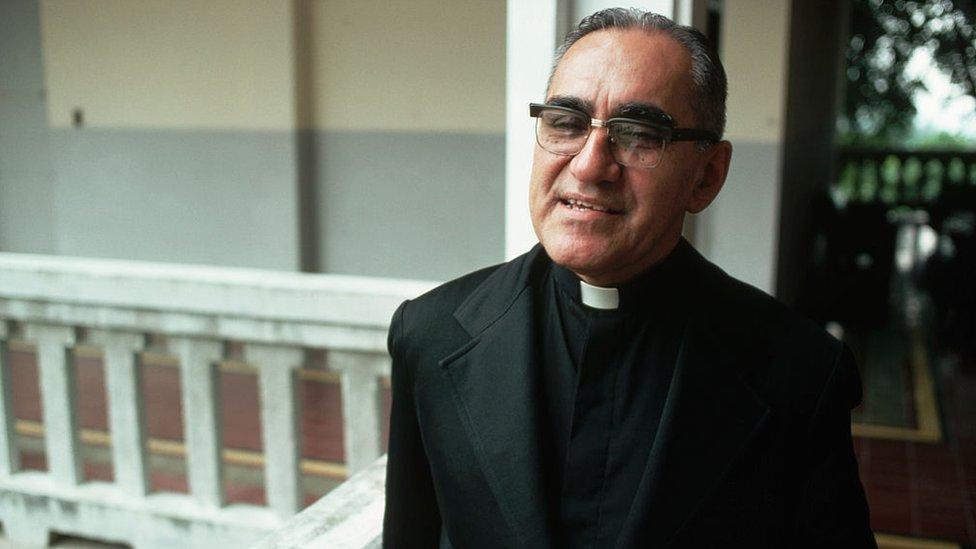 Oscar Arnulfo Romero