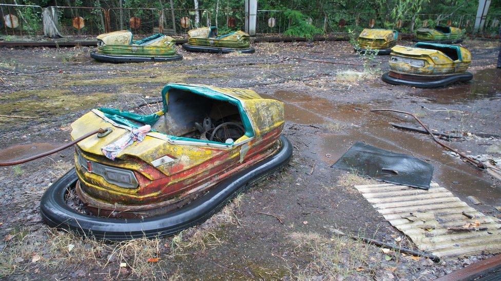 Чорнобиль і його майбутнє. Рай для