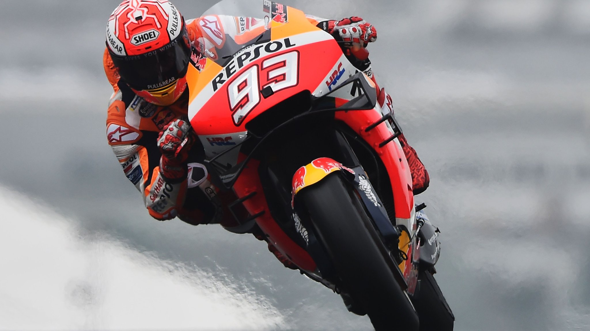 MotoGP: Marc Marquez wins in Le Mans to extend title lead