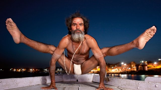 Yogi picture
